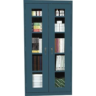 Sandusky Clear View Tall Storage Cabinet, 72
