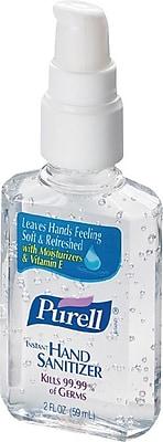 Purell® Advanced Instant Hand Sanitizer Personal Pump Bottle, 2 oz.