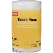"""Staples® Standard Bubble Wrap®, 12"""" x 25'"""