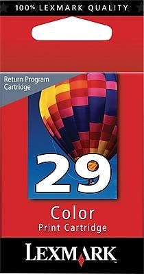 Lexmark 29 Color Return Program Ink Cartridge (18C1429)