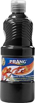 Prang® (Dixon Ticonderoga®) Ready-to-Use Paint, Black, 16 oz.