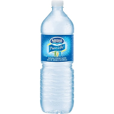 Nestlé® Pure Life Water, 1.5L Bottle