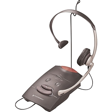Plantronics S11 Monoaural Telephone Headset System