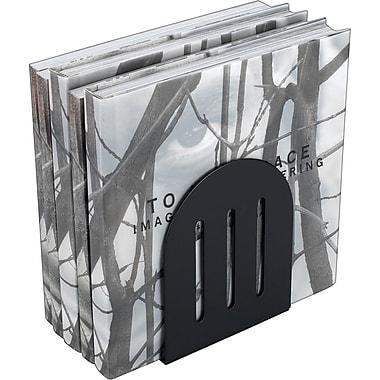 Staples® - Appui-livres Arch, noirs
