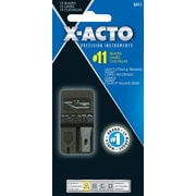 X-Acto™ Knife Blade Dispenser, #11 Blades, 15/Pack