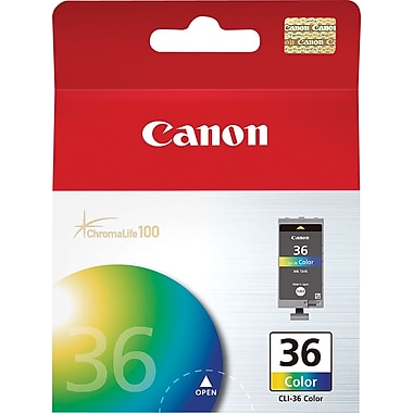 Canon CLI-36 Color Ink Cartridge (1511B002)