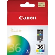Canon® CLI-36 Colour Ink Cartridge (1511B002)