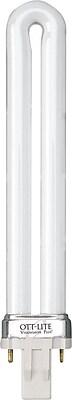 //.staples-3p.com/s7/is/  sc 1 st  Staples & Ott-Lite® VisionSaver™ Single Twin Tube CFL Bulb | Staples