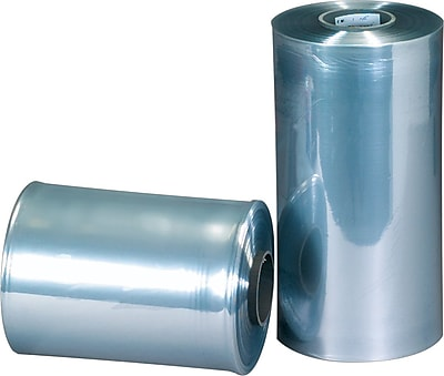 Staples® Reynolon® 5044 PVC Shrink Film, 75 Gauge, 12