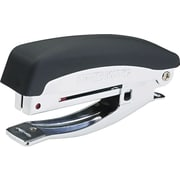 Stanley Bostitch 42100 Deluxe Hand-Help Stapler, Fastening Capacity 20 Sheets/20 lb., Black/Chrome