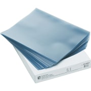 "C-Line Vinyl Report Covers, Clear, 8 1/2"" x 11"", 100/Bx"