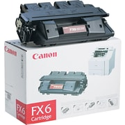 Canon® – Cartouche de toner noire, FX-6 (1559A002AA)