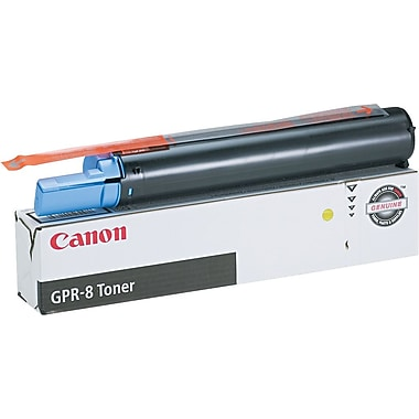 Canon GPR-8 Black Toner Cartridge (6836A003AA)