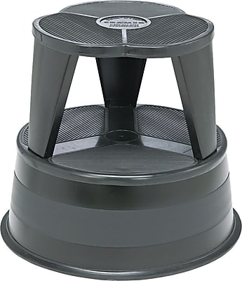 Cramer Kik-Step® Stool, Black, 14