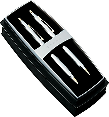 Cross® Classic Century® Medalist Ballpoint Pen & 7mm Pencil Set (330105)