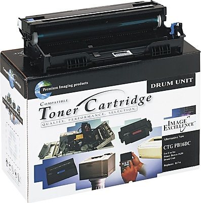 Image Excellence Drum Cartridge Compatible with Pitney Bowes PB16DC