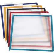 Panel Refills, Letter-Size, Set of 5, Assorted