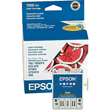 Epson 08 Color Ink Cartridge (T008201)