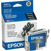 Epson Ink Cartridge, T032 (T032120), Black