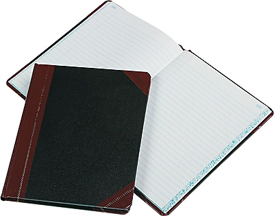 Boorum & Pease Record Book, 150 Pages, 27 Lines Per Page, Record Ruling