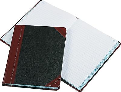 Esselte Record Book, Black/Red, 9 5/8