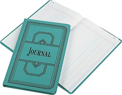 Boorum & Pease® Journal Book, 33 Lines/Page, Journal Ruling