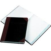 "Esselte Laboratory Record Book, White Paper, 10 1/2"" x 8 3/8"", 300 Pages"