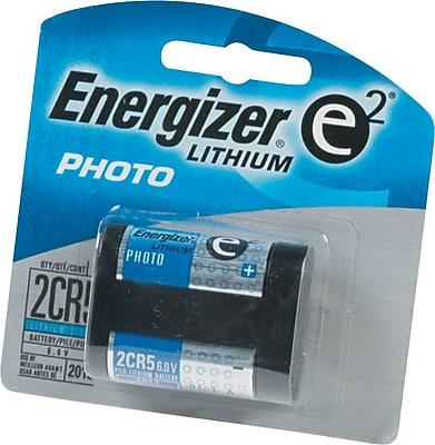 Energizer E2 6 Volt Lithium Photo Battery
