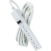 Fellowes 15ft 6-Outlet Power Strip