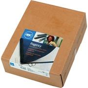 GBC Regency Premium Presentation Covers, Square Corners, Black, 200 Pieces Pieces/Pack by