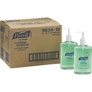 Purell® Instant Hand Sanitizer with Aloe 12 fl. oz. Pump Dispenser 12/Carton