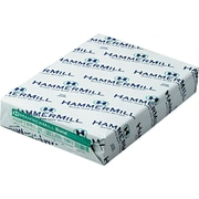 "Hammermill Multipurpose Bond Paper, LETTER-Size, 92/104+ US/Euro Brightness, 20 Lb., 8 1/2""H x 11""W, 500 Sheets/Rm"