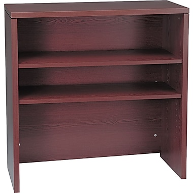 HON 10500 Series Bookcase/Hutch, Mahogany