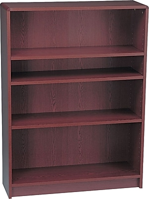 HON 36'' 4-Shelf Bookcase, Mahogany (HON1894N)