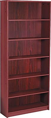 HON® Radius-Edge Laminate Bookcases, 84