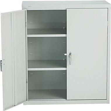 HON® Brigade®, 3-Shelf Assembled Storage Cabinets, 42