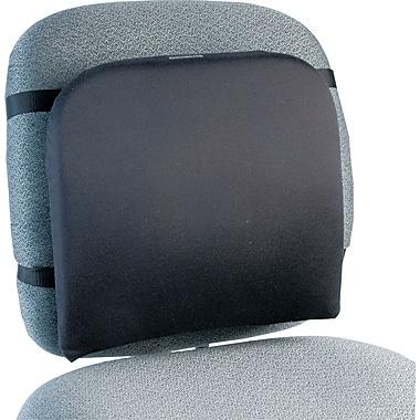 Kensington® Memory Foam Back Rest, Black