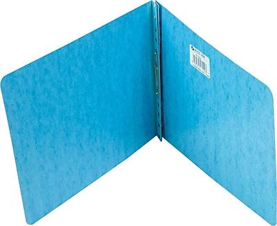 ACCO PRESSTEX® Report Cover Top Bound, Light Blue, 2 3/4