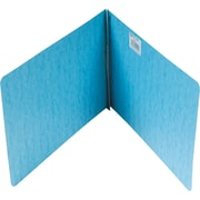 "Acco Report Cover with Fastener, 8 1/2"" x 14"", Light Blue"