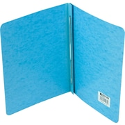 "Acco Report Cover with Fastener, 8 1/2"" x 11"", Light Blue"