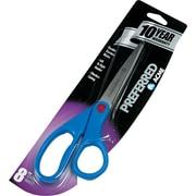 "Westcott® 8"" Preferred Stainless-Steel Scissors, Straight-Handle"