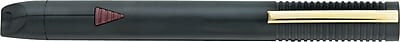 Quartet® High Impact Plastic Laser Pointer, Class 2, Black