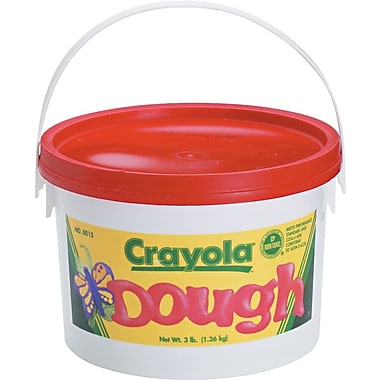 Crayola® Modeling Dough, Red, 3 lb