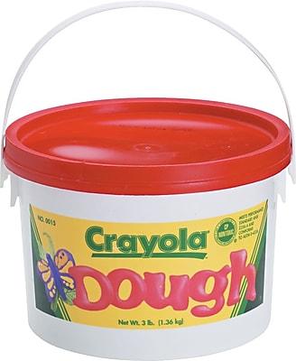 Crayola® Play Dough, 3 lbs., Red (570015038)