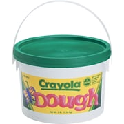 Binney & Smith Crayola® Modeling Dough, Green, 3 lb. (570015044)