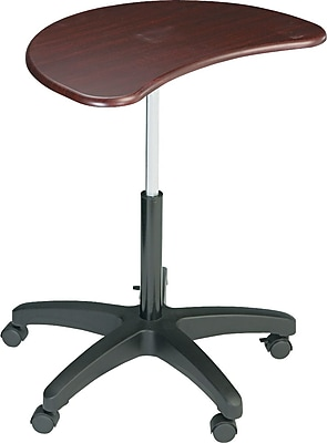 Balt POP Portable Workspace, Mahogany, 21 1/4