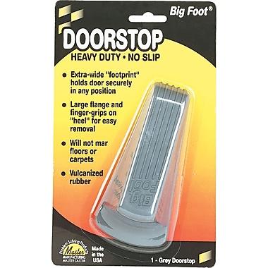 Master Caster® Door Stop, Gray