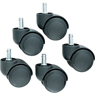 DBM Master Caster Safety Casters with Oversized Necks