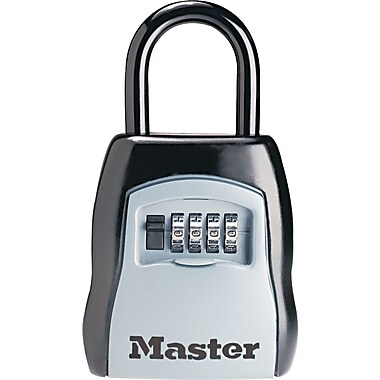 Master Lock® 5400D Select Access Resettable Key Storage