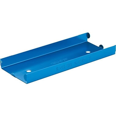 MMF Industries™ Aluminum Rolled Coin Storage Trays, $20 Nickels, Blue, 7/8